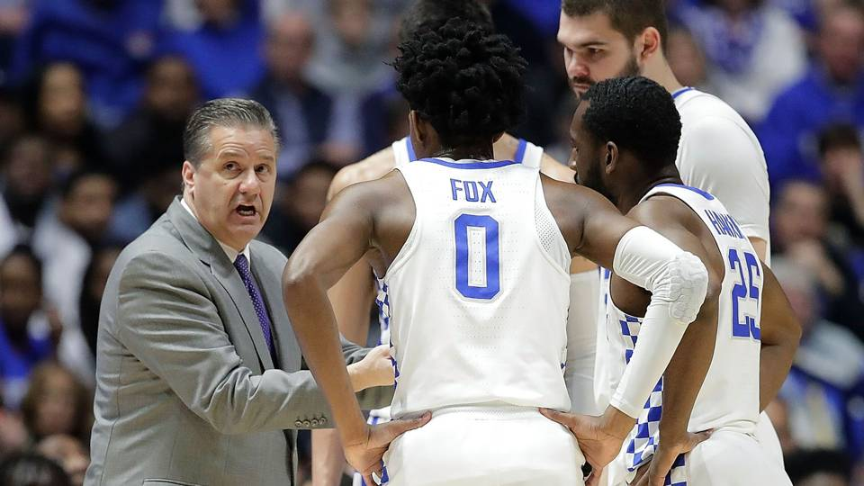 Kentucky Basketball Vs Team Toronto Game Time Tv Channel: NCAA Tournament 2017: Why The Biggest Threat To Kentucky's