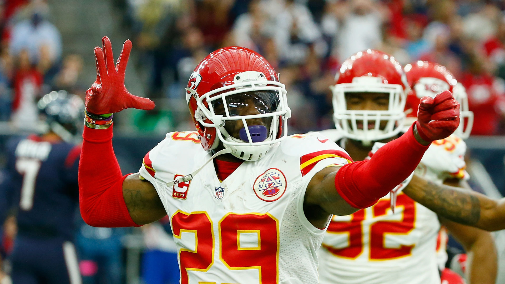 Eric Berry getting MRI on Friday