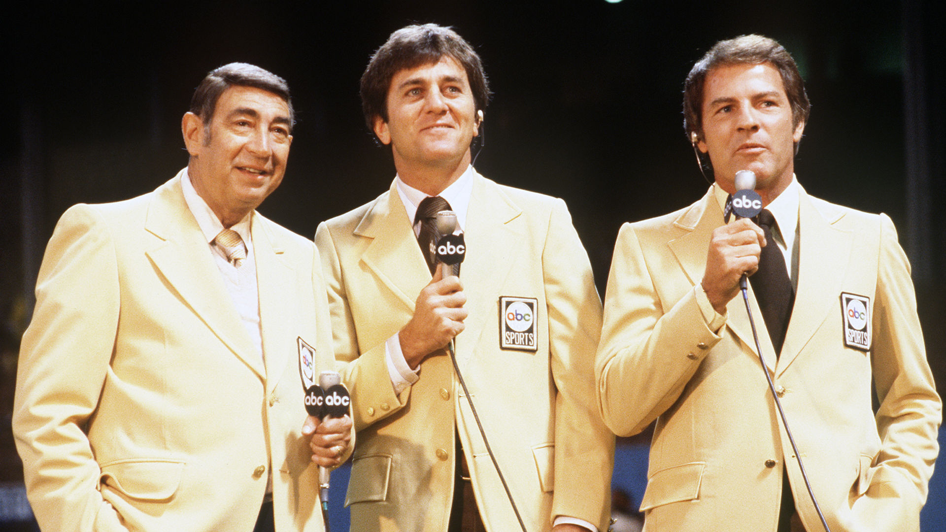 'The perfect fit': Glory days of 'Monday Night Football' with Cosell, Meredith and Gifford