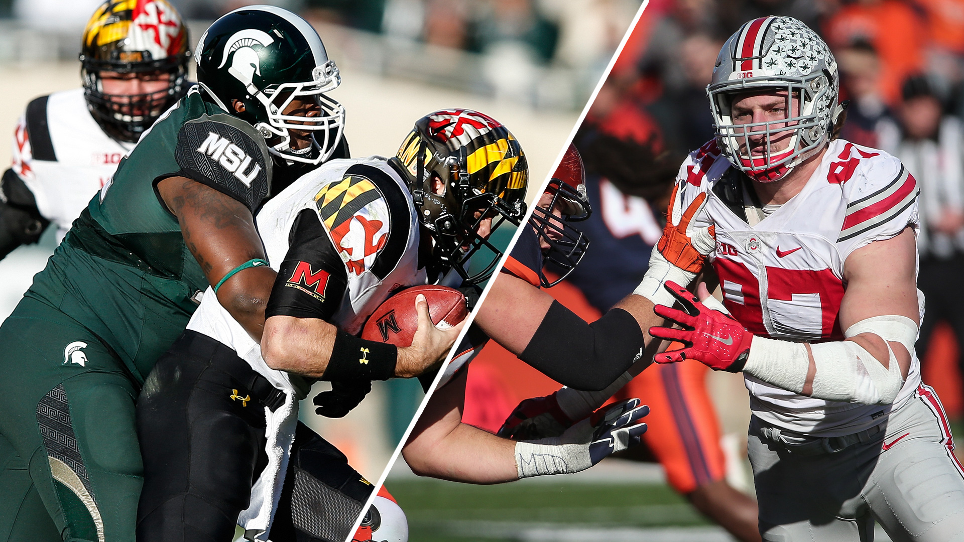 Michigan State at Ohio State betting lines and pick – Big point spread tempts Sparty bettors