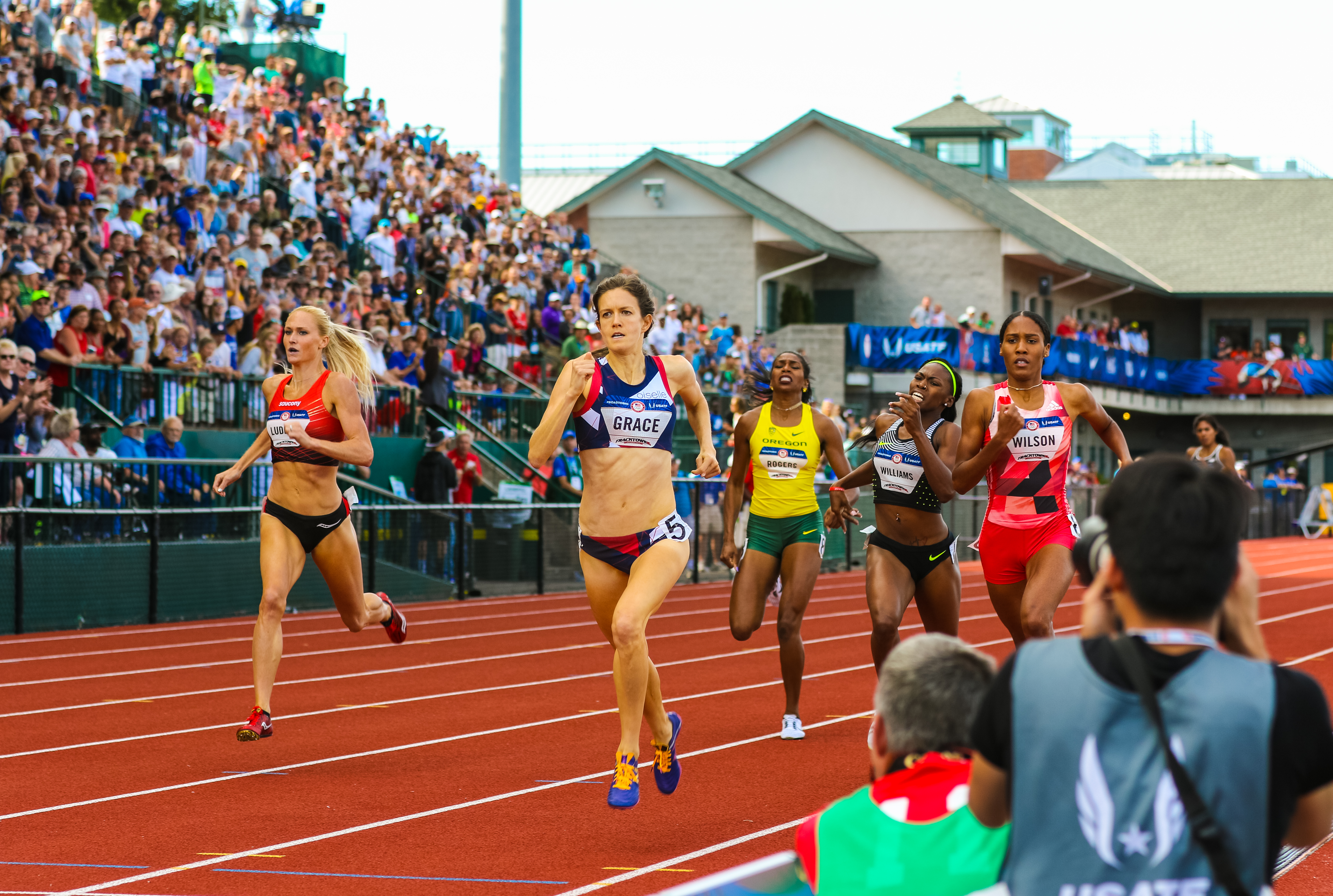 eight women, one race: the story of a memorable olympic trials 800