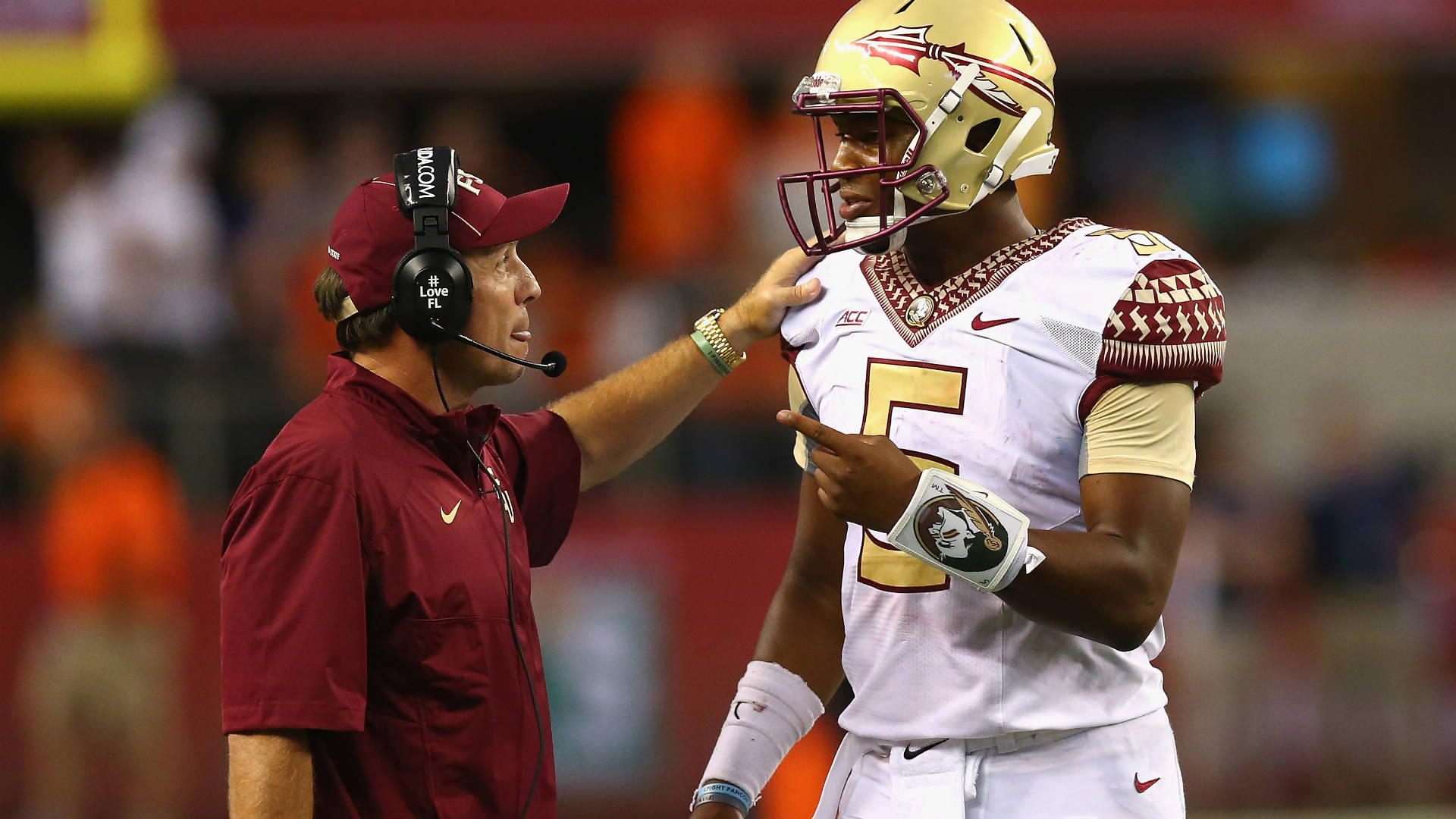 Jimbo Fisher: Jameis Winston is a victim of 'character assassination'