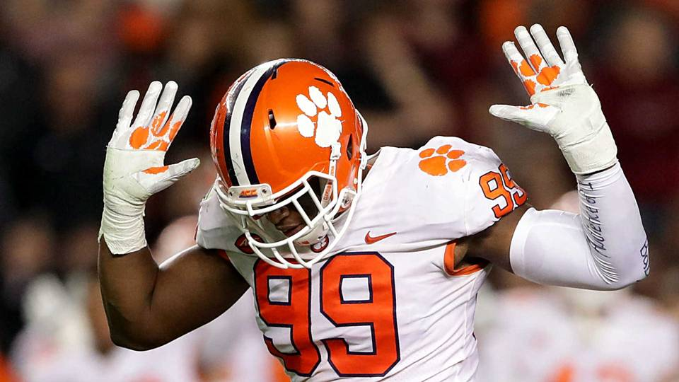 Clelin Ferrell-051818-GETTY-FTR