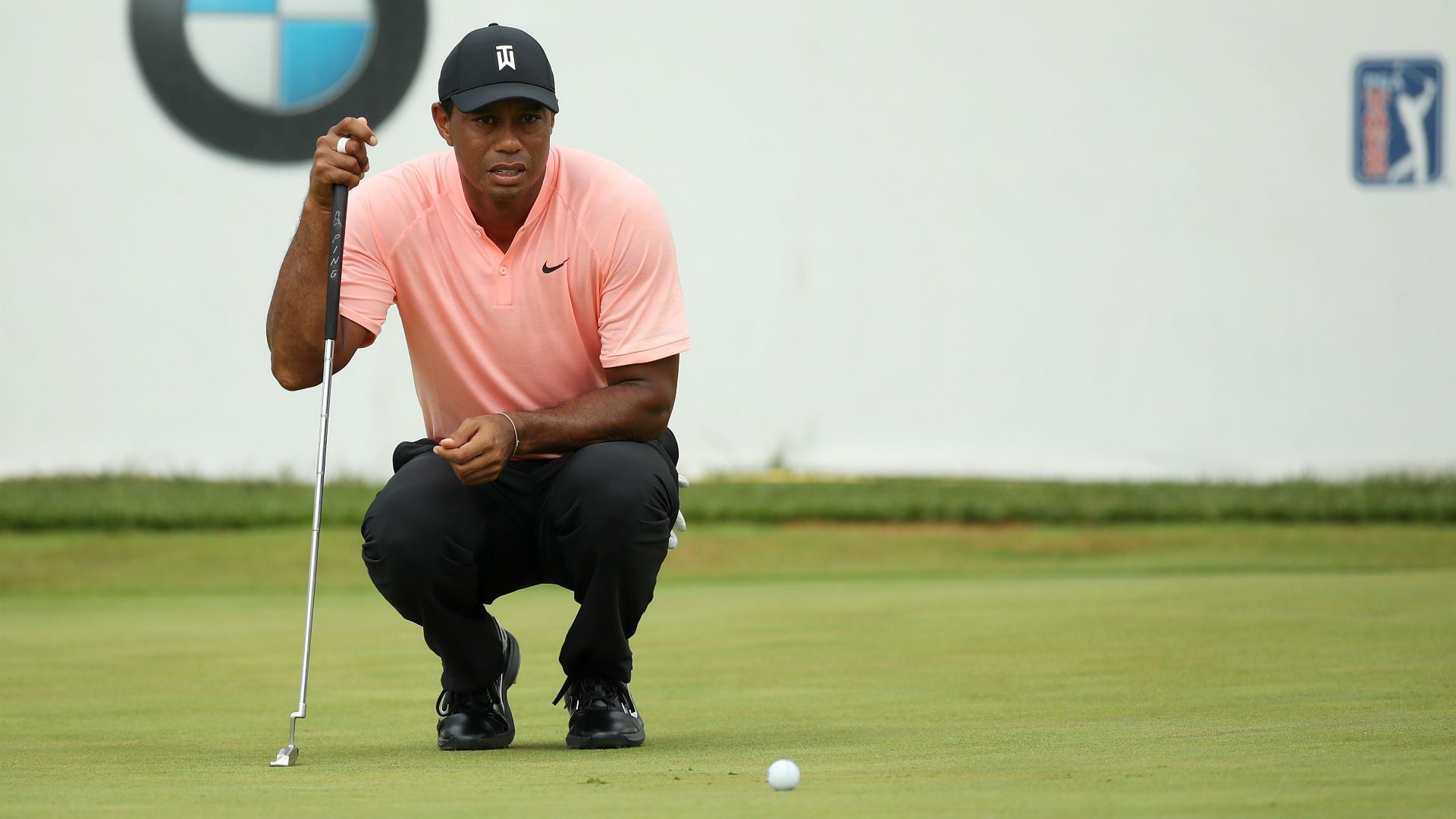 Tiger Woods shows FedEx Cup Playoffs improvement, talks training