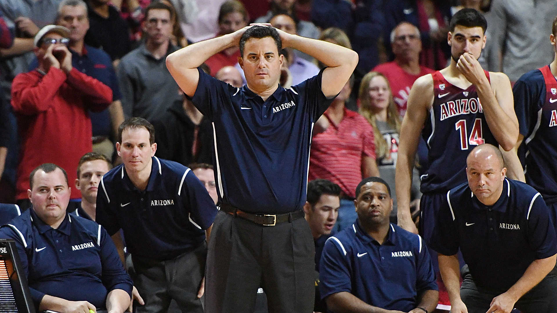 Arizona Wildcats basketball coach allegedly paid 5-star recruit $15000 for commitment