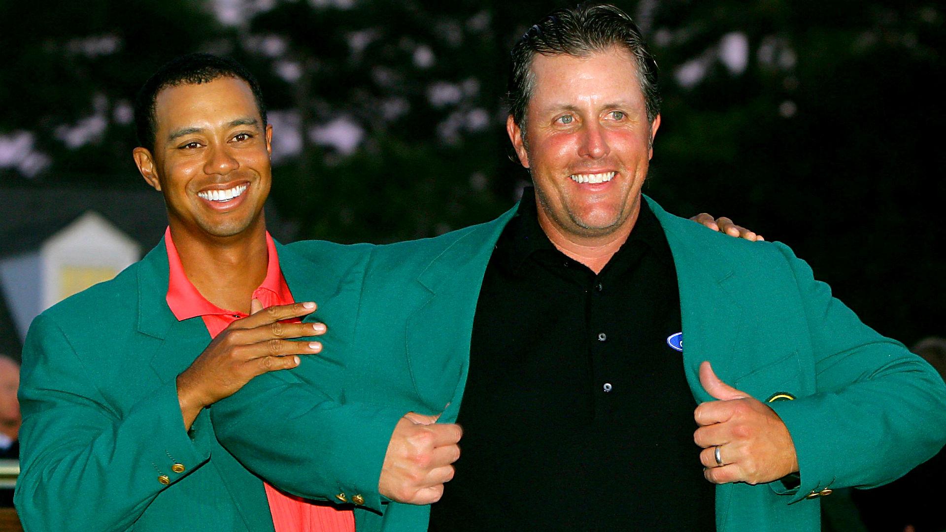 Green Jacket Winners | Outdoor Jacket