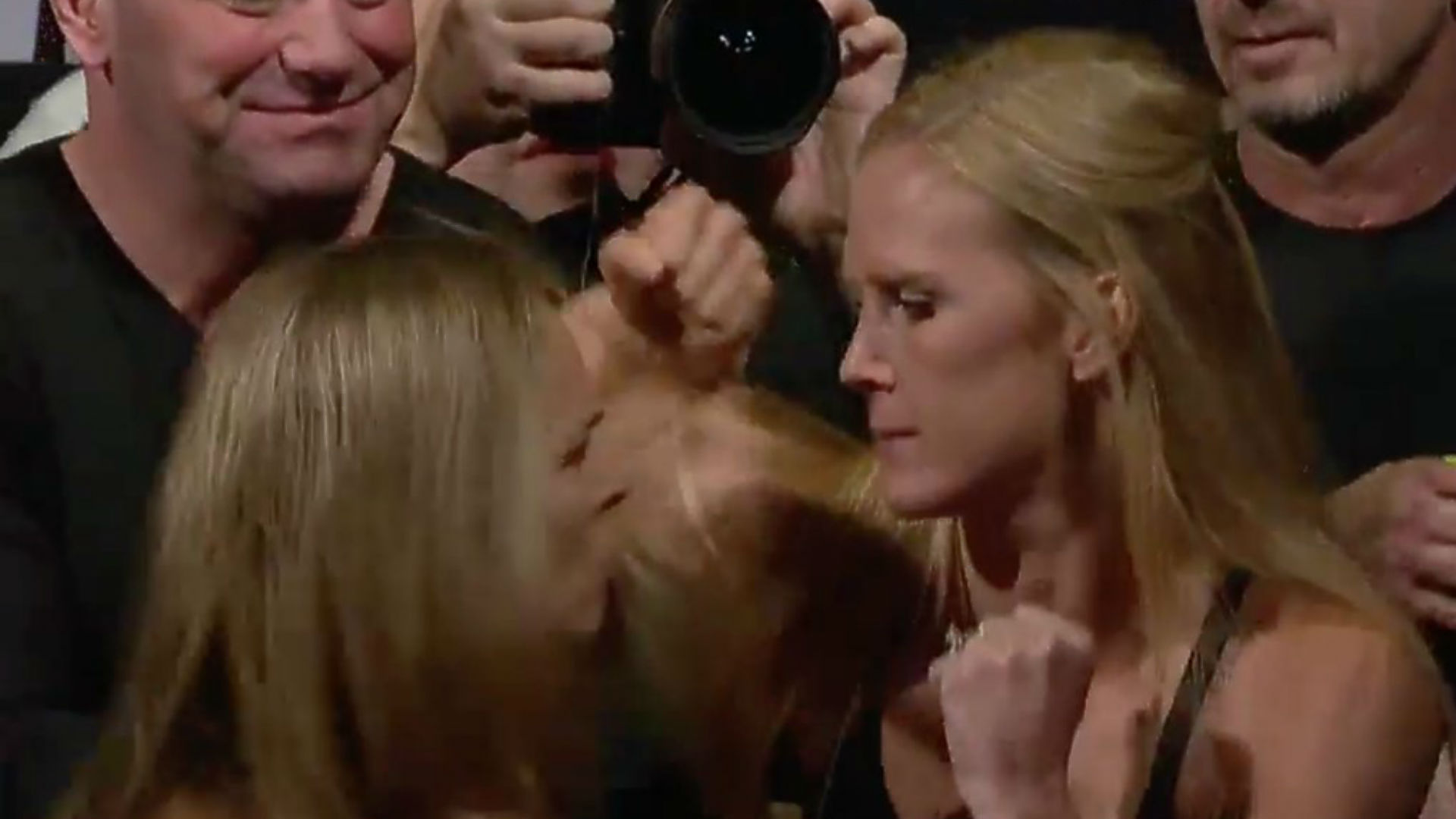 Rousey-Holm-weigh-in-111315-YouTube-FTR