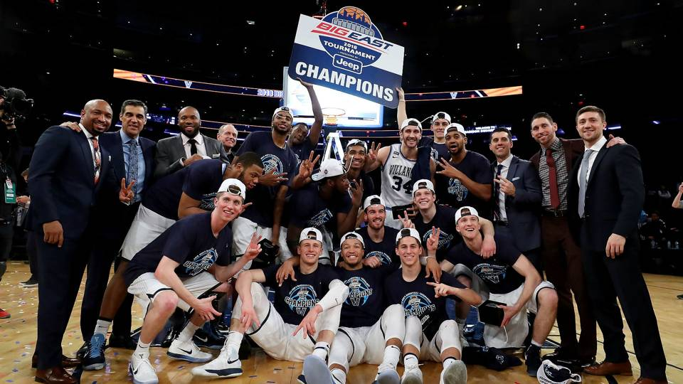 villanova big east championship ftr