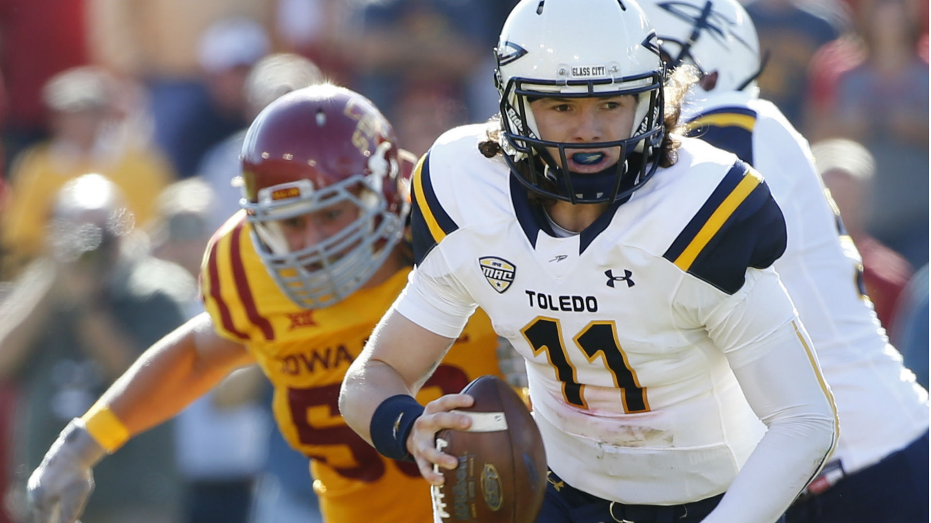 Toledo vs. Arkansas State betting lines and pick – Can underdog Red Wolves repeat in GoDaddy Bowl?