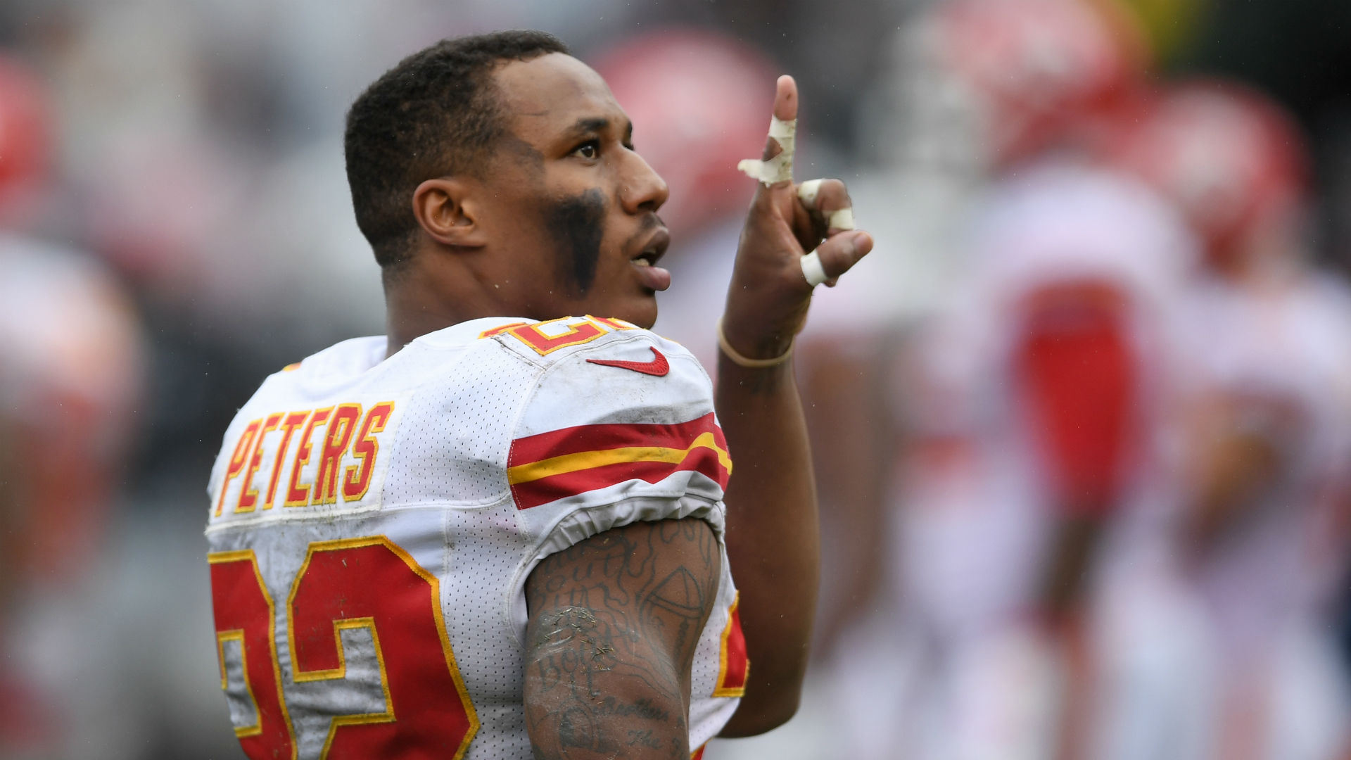 Chiefs Marcus Peters is lucky he s so good NFL