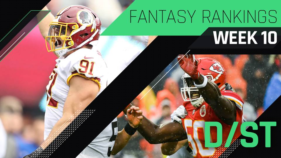 Fantasy-Week-10-DST-Rankings-FTR