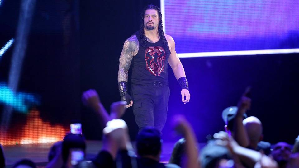 Fresh off his epic victory in the Men's Elimination Chamber Match, Roman Reigns hits the squared circle.