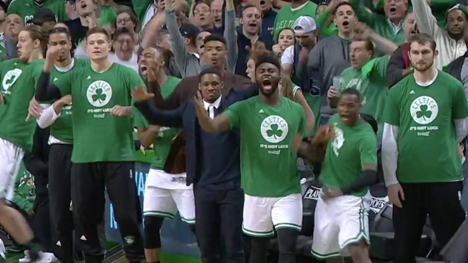 Celtics React Game 2 FTR