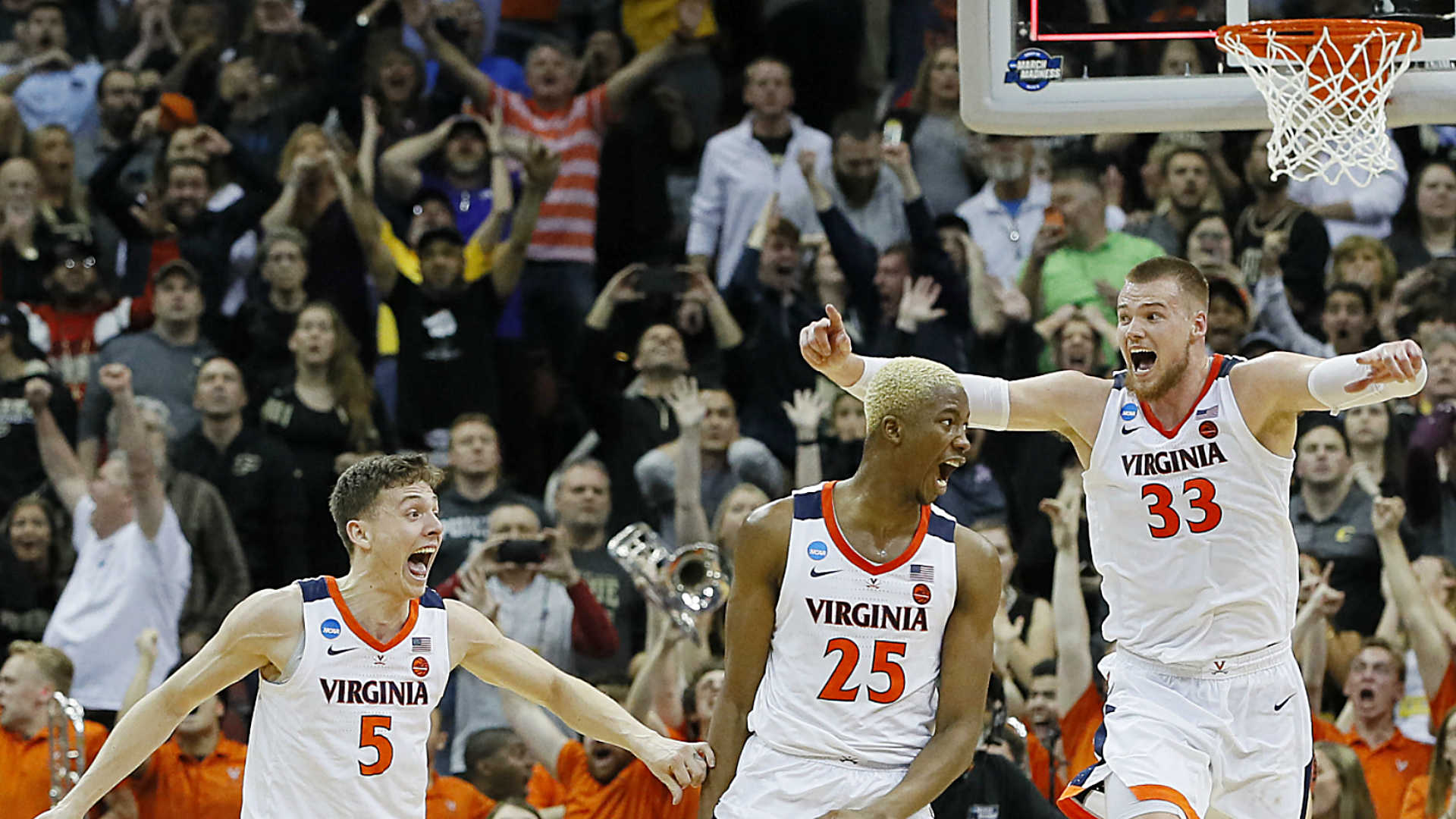 March Madness 2019: UMBC Congratulates Virginia On First