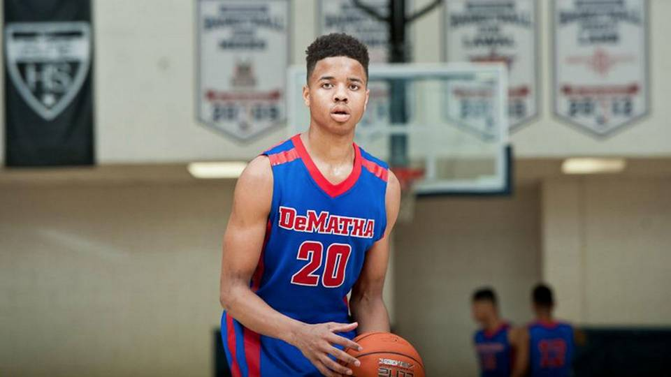 Markelle Fultz proving he's one to watch in 2016   NCAA ...