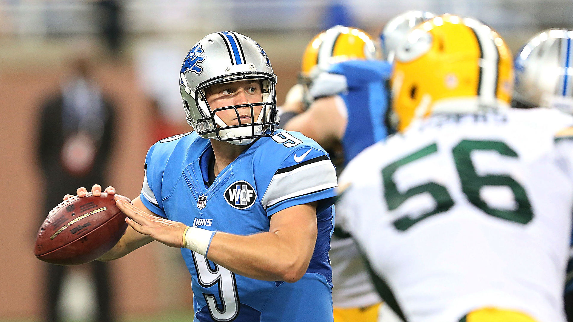 Lions vs. Packers betting lines and pick — Detroit has struggled mightily at Green Bay