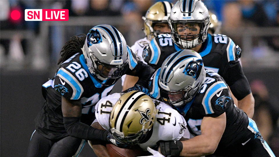 Saints vs. Panthers: Score, live updates, highlights from ...