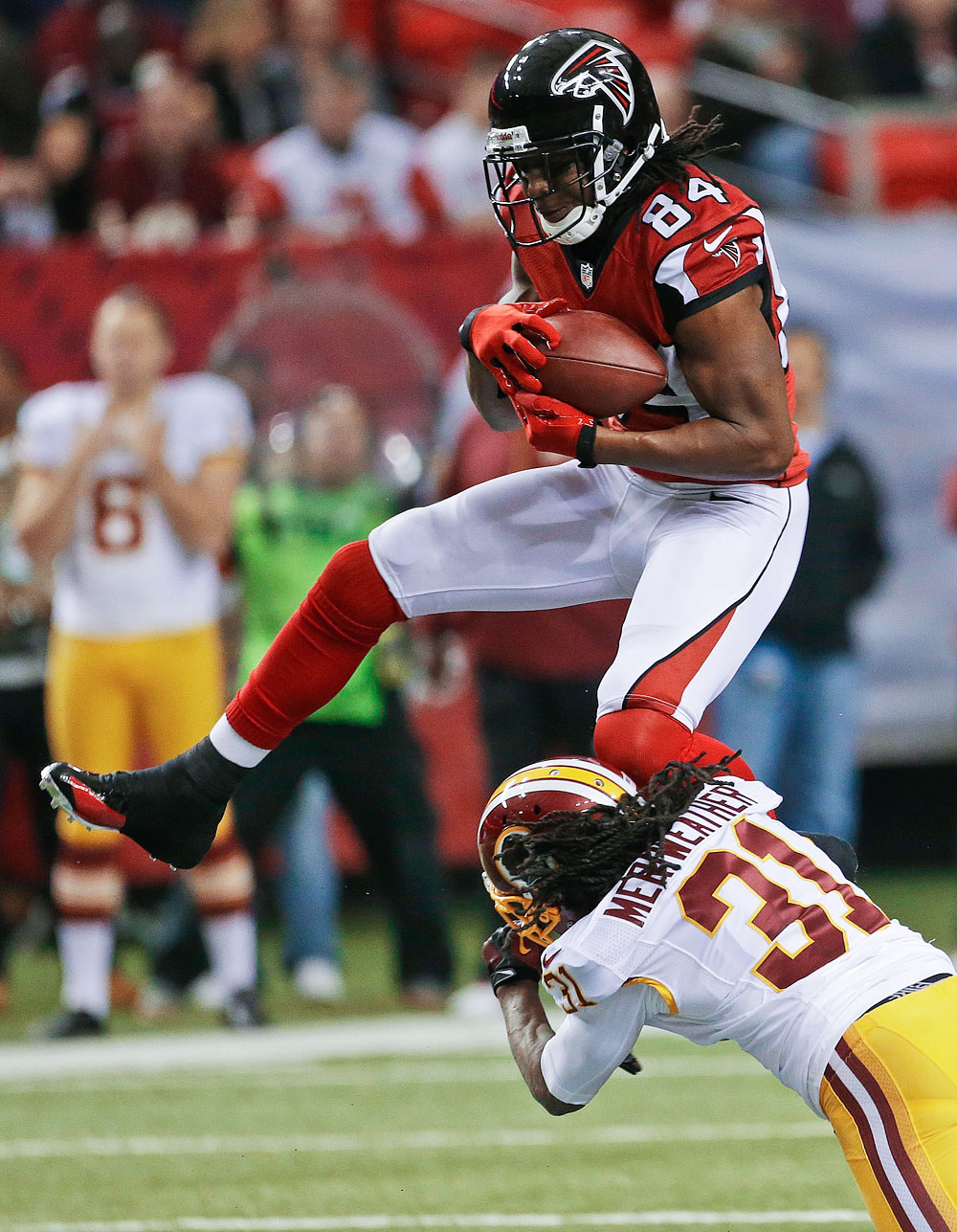 2014 Fantasy Football Rankings: Top 20 WRs