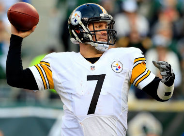 Steelers, Big Ben look to bounce back on MNF