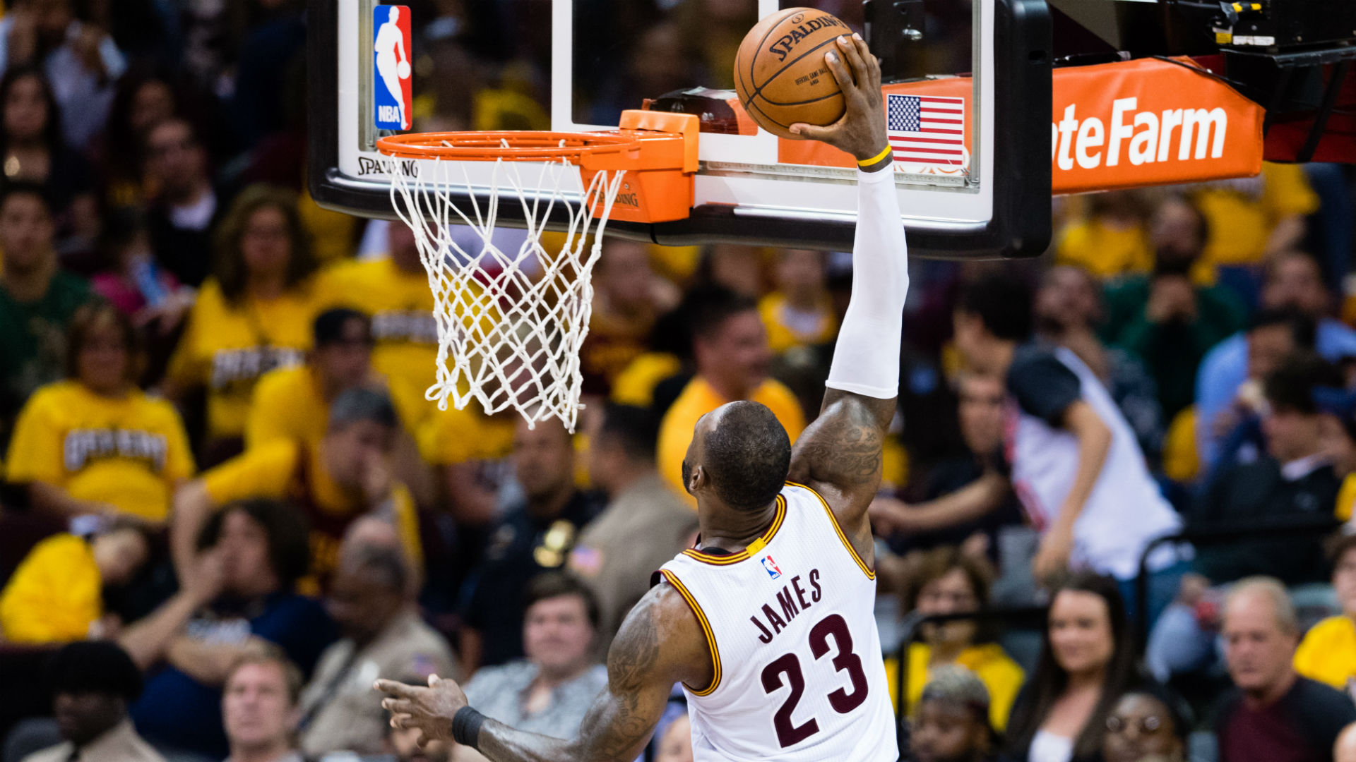 NBA playoffs 2017: LeBron James' ascent one of three reasons why Cavs are coasting | NBA ...