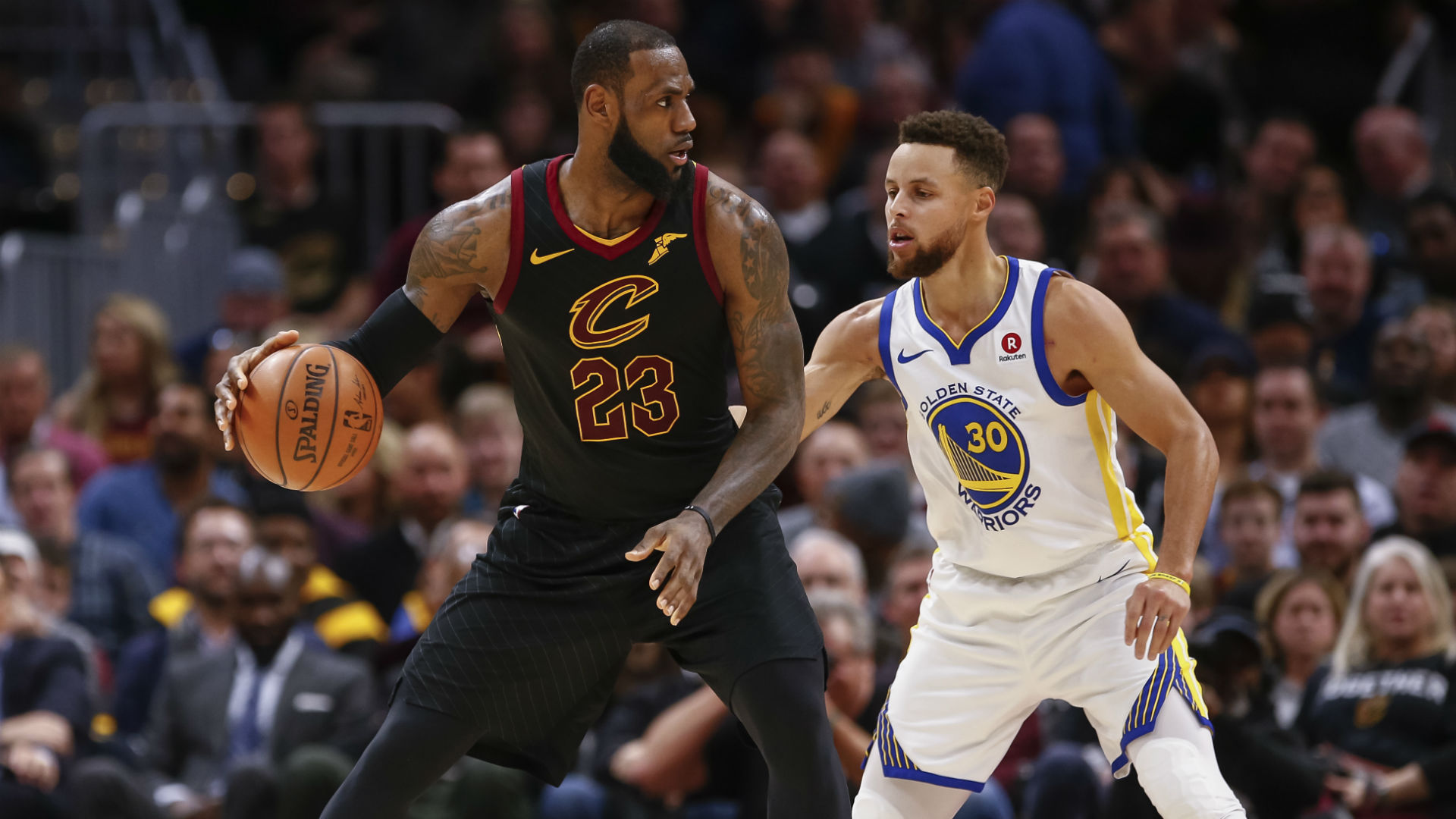 LeBron James and the Golden State Warriors joining forces? Video
