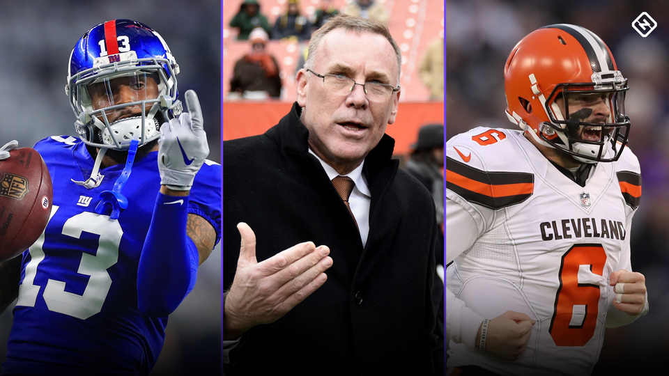 Browns transformation timeline: Odell Beckham Jr. trade step No. 13 in quick rise to AFC North power