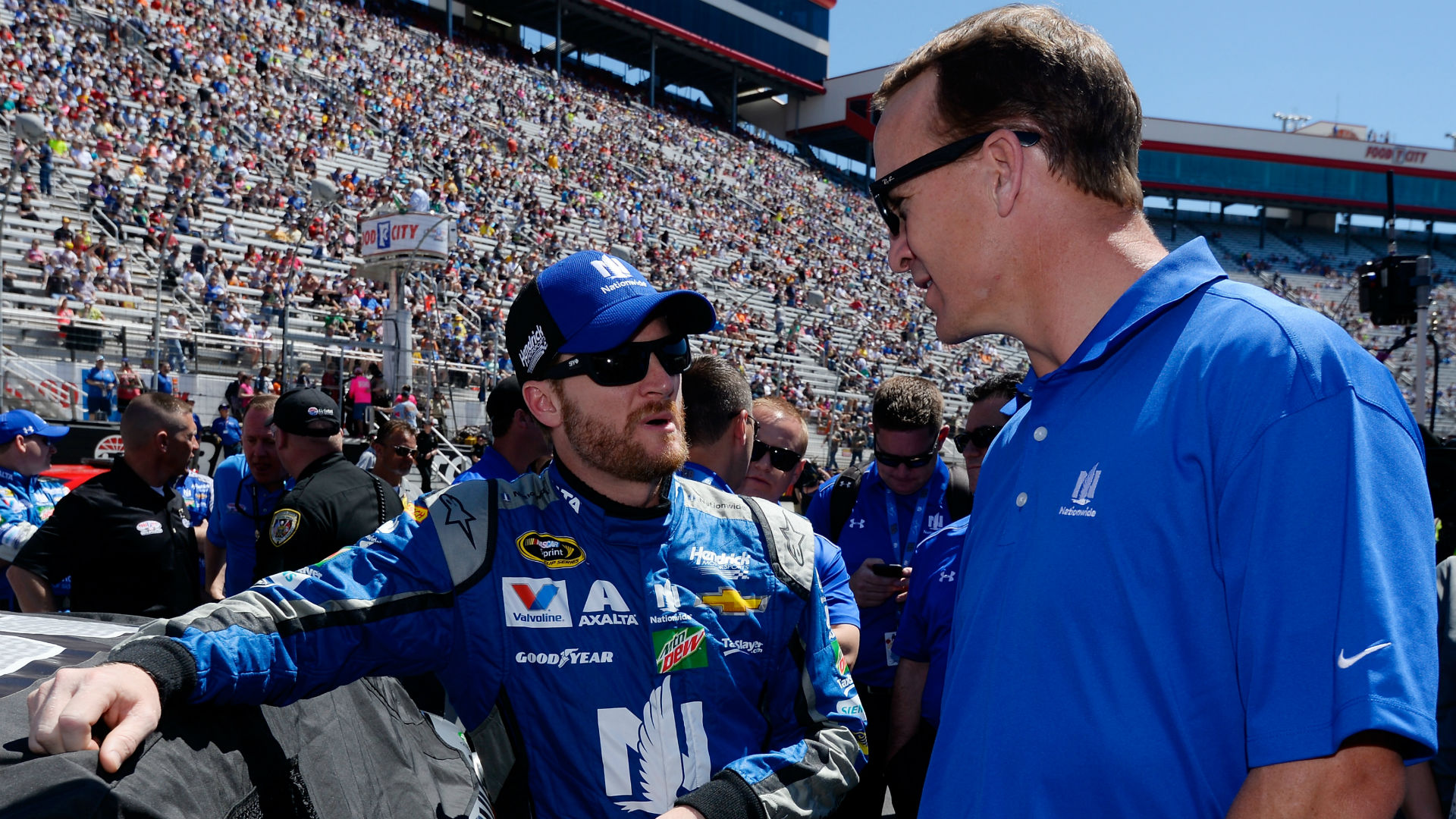 Dale Earnhardt Jr. to join NBC broadcast team after season