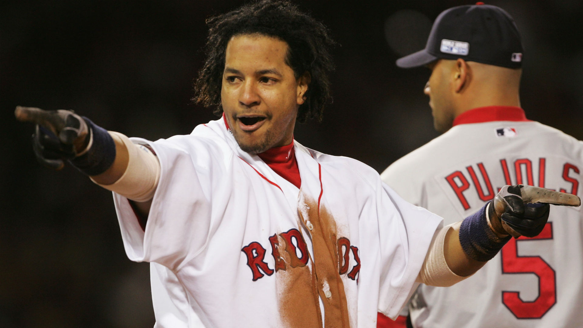Pedro Martinez says Manny Ramirez gave the 2004 Red Sox Viagra