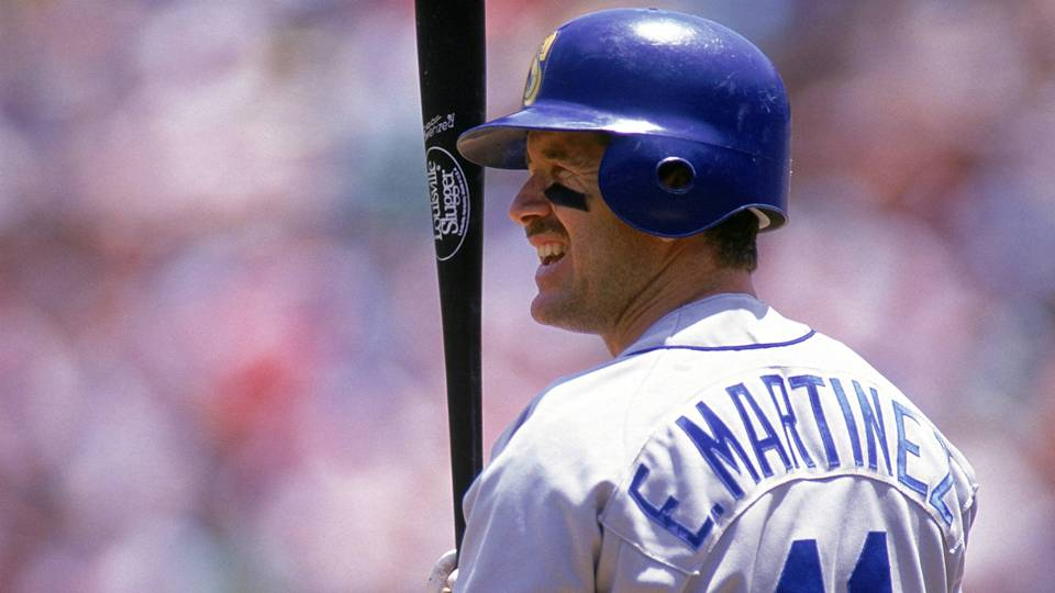 3cd97a52f6e Edgar Martinez is a Hall of Famer