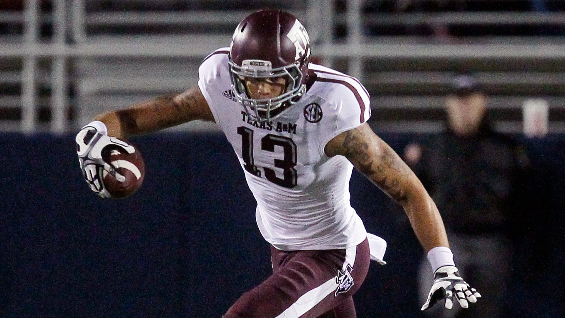 2014 NFL Draft -- Buccaners select Mike Evans with No. 7 pick