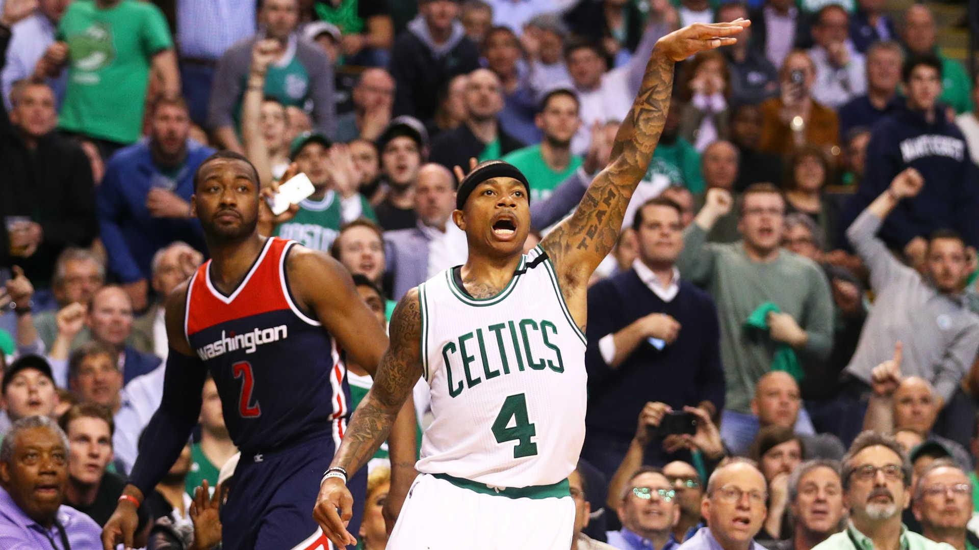 NBA playoffs 2017: Wizards vs. Celtics score and live updates