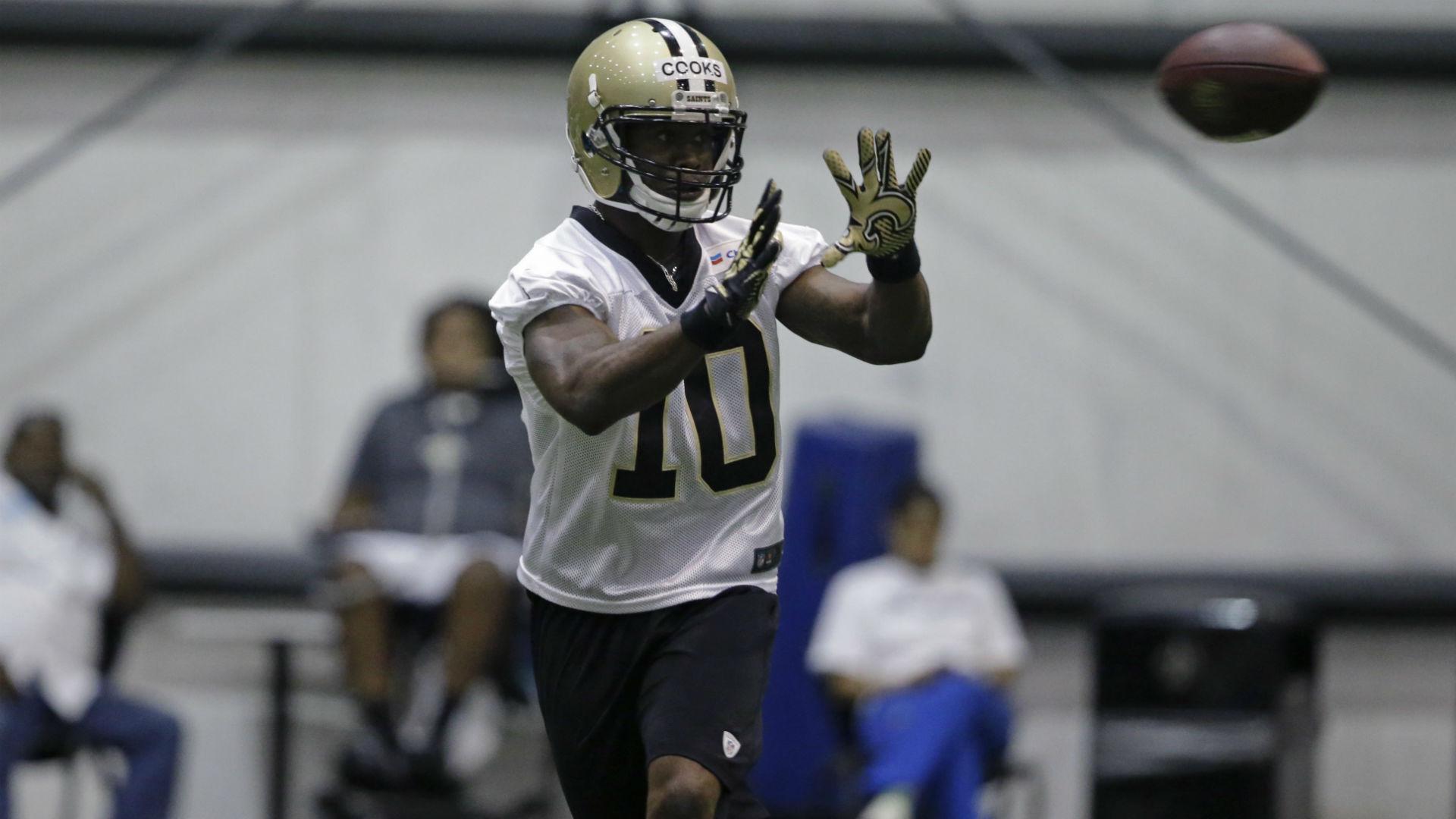 Saints fantasy football sleeper: Already a Hall-of-Famer ... of sorts