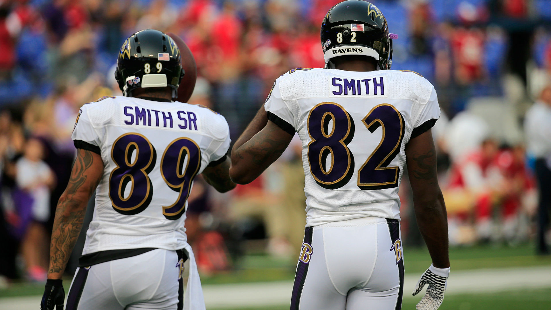 Torrey Smith Released By 49ers, Should He Come Back To Baltimore?