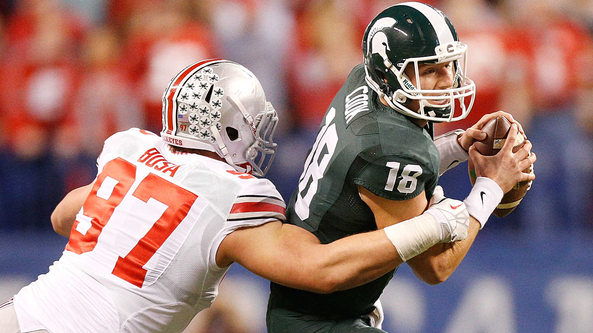 Joey Bosa, three more Buckeyes suspended for Ohio State opener vs. Virginia Tech