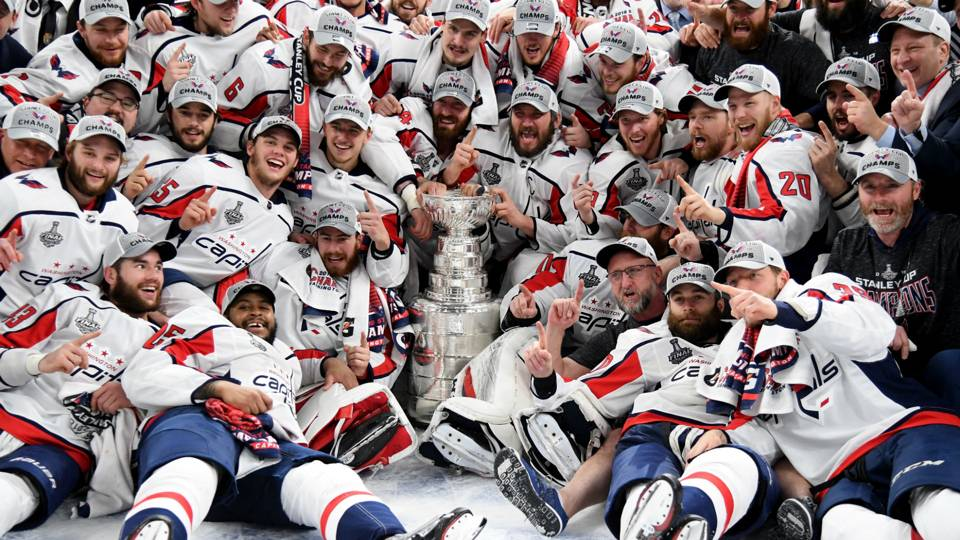 NHL schedule 2018-19  Capitals to raise banner vs. Bruins  season openers  for all 31 teams 5c4e7326307
