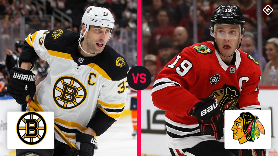Bruins vs. Blackhawks  TV channel b1067805247