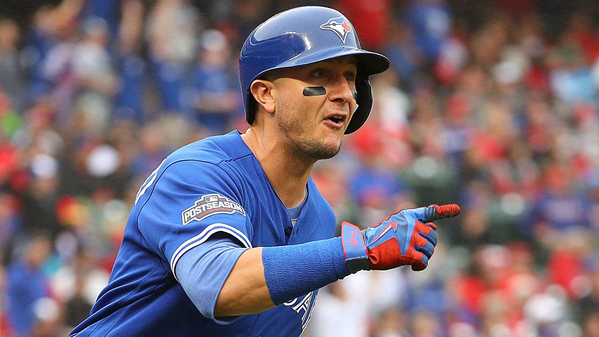 Blue Jays SS Tulowitzki exits with ankle injury