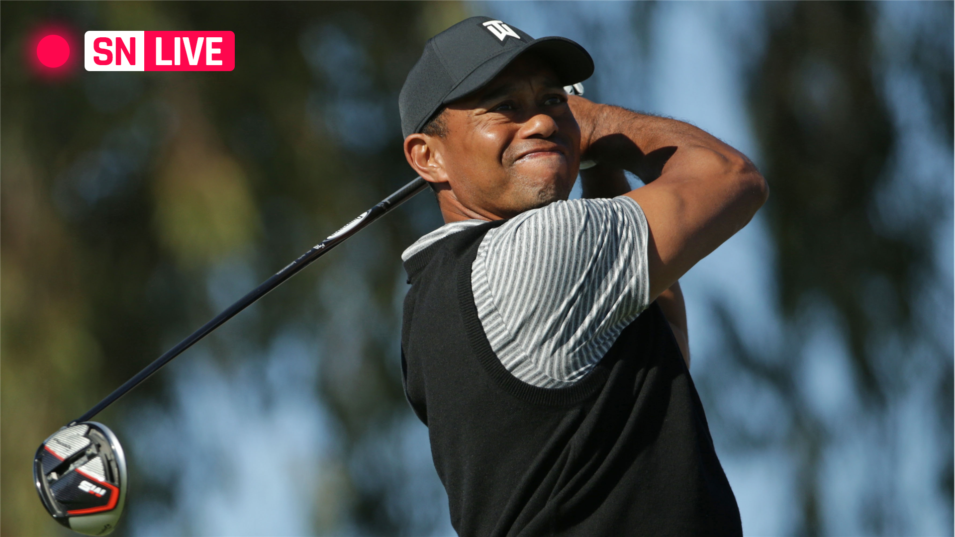 Tiger Woods Just Finished His 2nd Round Of 2019 - Here's His Score