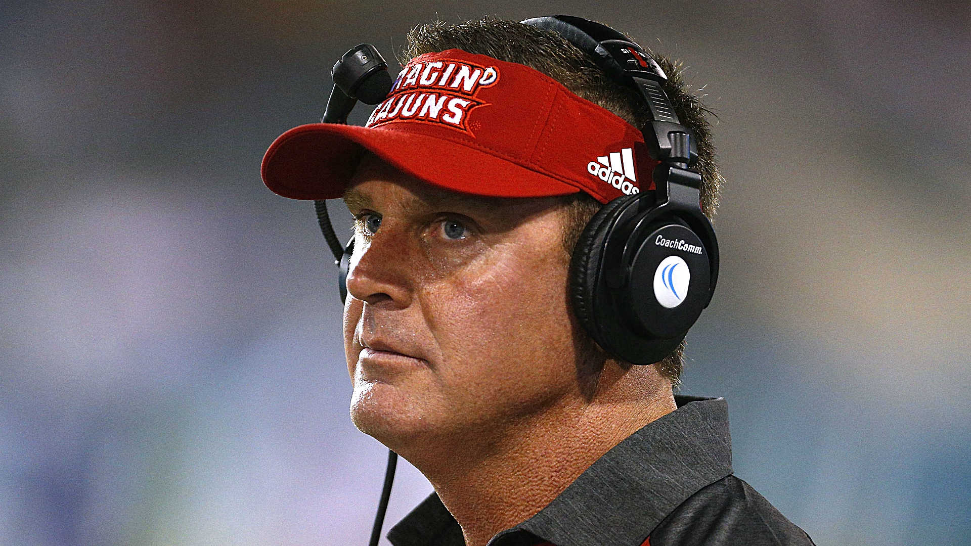 Lafayette fires football coach Mark Hudspeth after 5-7 season