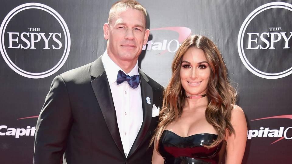 Nicole And John Cena