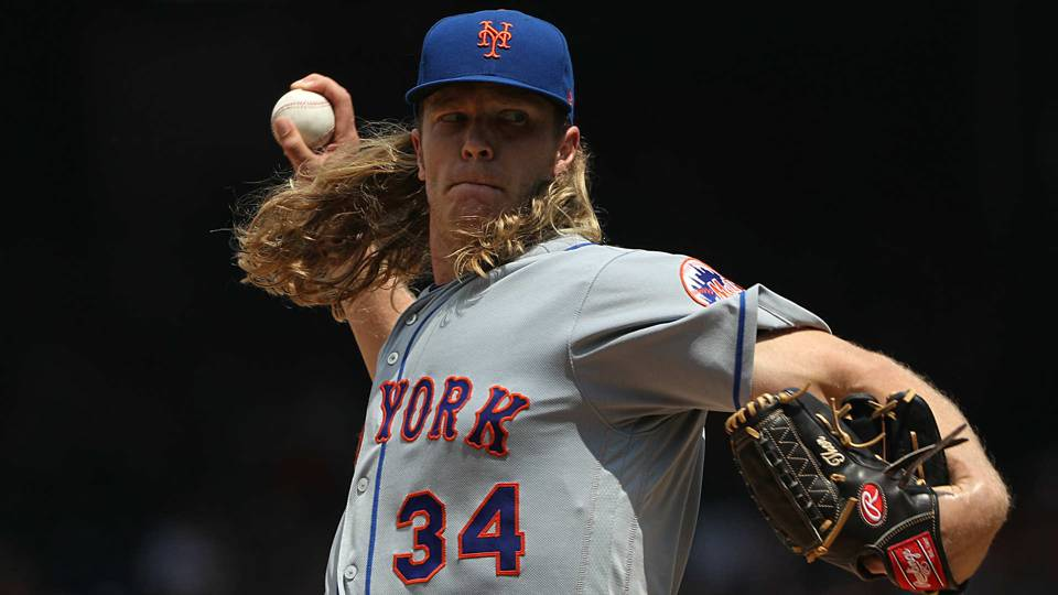 Noah Syndergaard roasted by dragon, Twitter commenters in ...