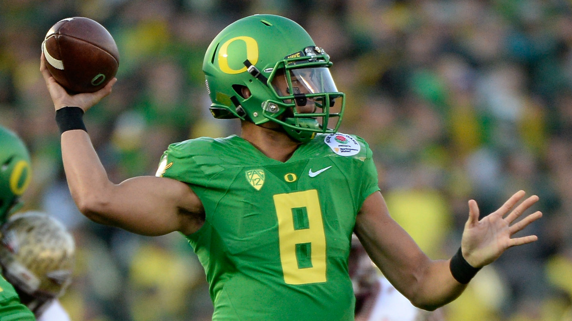 Ohio State vs. Oregon props - Mariota, Jones set to star in title game