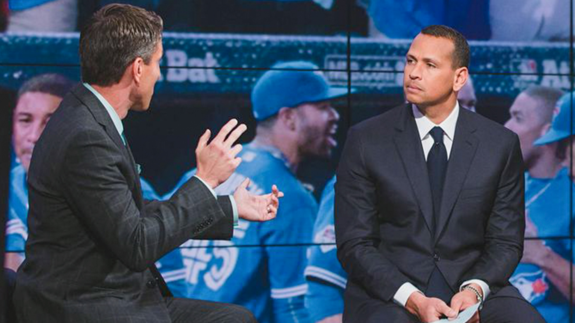 Alex Rodriguez joining ESPN's Sunday night booth, keeps FOX studio job