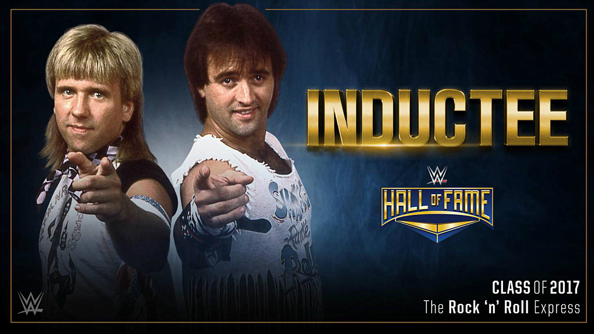 Rock 'N' Roll Express Chosen For 2017 WWE Hall of Fame