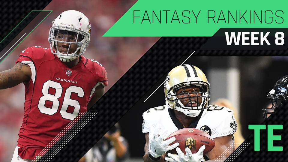 Fantasy-Week-8-TE-Rankings-FTR
