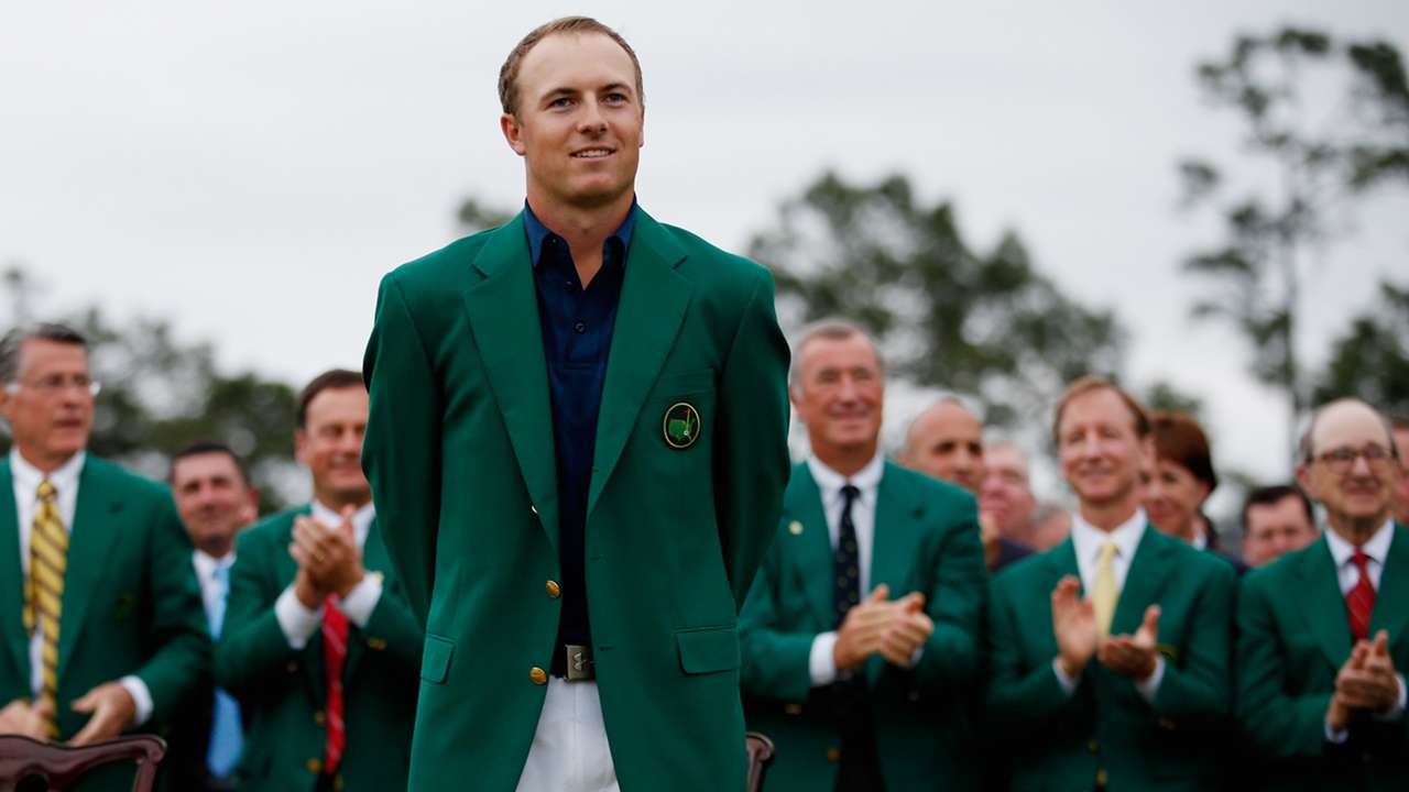 Us Open Green Jacket | Outdoor Jacket