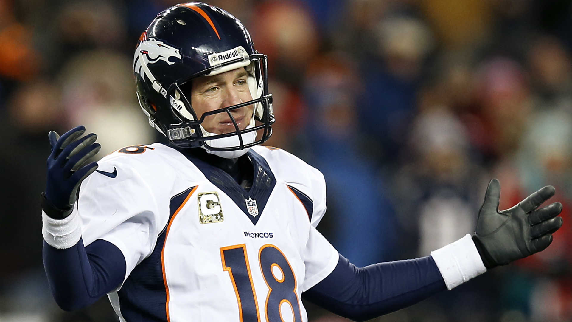 Week 12 fantasy football studs & duds: Peyton freezes in Foxborough