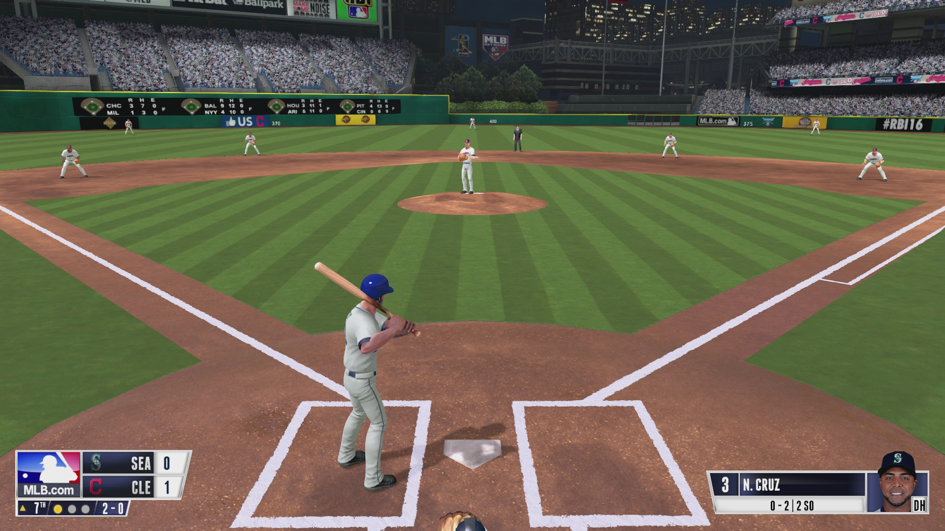 Review: RBI Baseball 16 uninspired, goes down looking ...