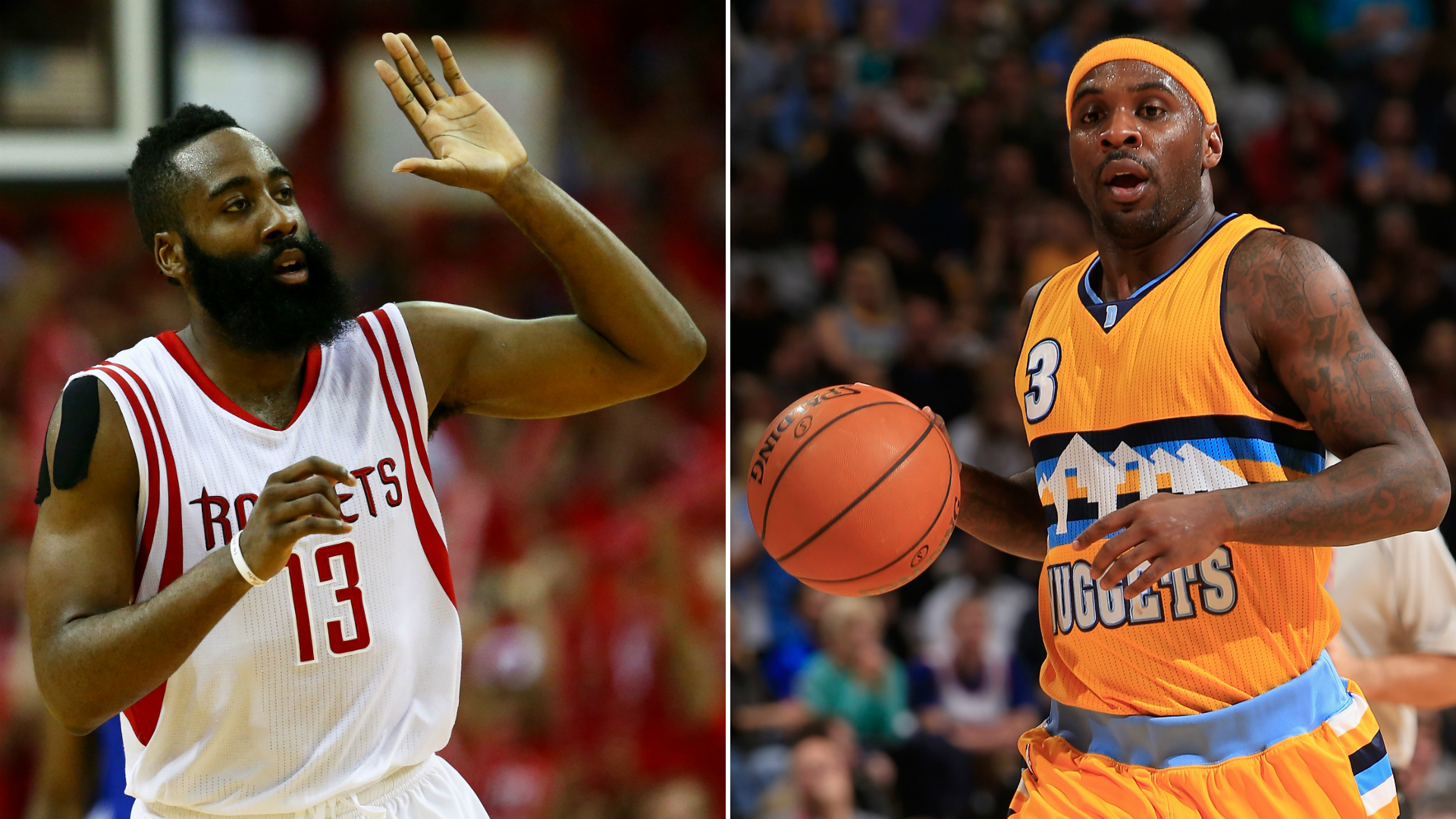 Nba james harden could be an even better scorer with ty lawson on