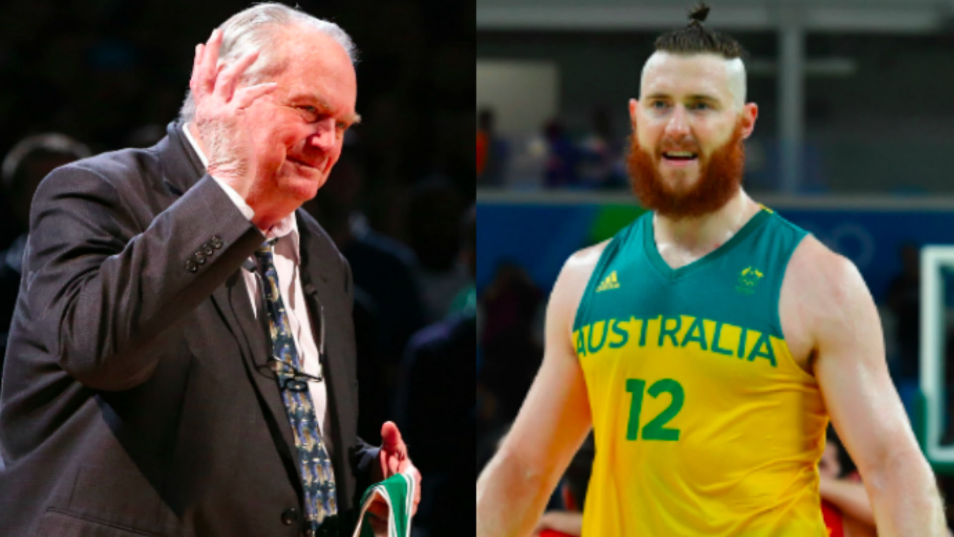 Tommy Heinsohn makes uncomfortable comment about Aron Baynes